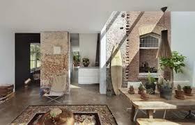 Embellish Interiors Antique Brick And Wood Embellish Railway House Redesign In Santpoort