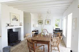 1930s House Interior Design by Coastal 1930s Weatherboarded Cottage Period Living