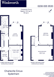 3 bed flat for sale in charleville circus london se26 43623619