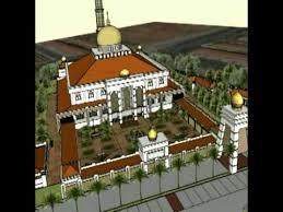 design masjid indah masjid pulai indah 2015 montaj 2 youtube