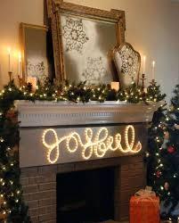 fireplace mantel lights fireplace with beautiful mantel