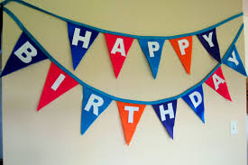 diy diy happy birthday banner template room design plan simple