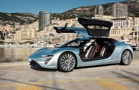 koenigsegg quant the quant e sportlimousine seawater powered electric car
