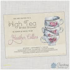 tea party bridal shower invitations baby shower invitation luxury vintage tea party baby shower