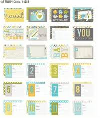 4x6 baby photo albums baby s year in a sn p simple stories