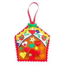 Krakow Poland Christmas Ornaments