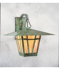 Craftsman Sconce Arroyo Craftsman Wb 17 Westmoreland 17 Inch Wide 1 Light Outdoor