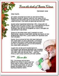 easy free letter from santa magical package design la lettera e