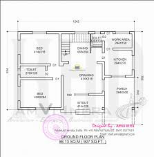 simple floor civil engineering house plans modern simple floor plan model road