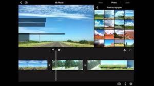 imovie app tutorial 2014 imovie ios 8 tutorial youtube