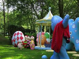 night garden boat ride iggle piggle picture alton