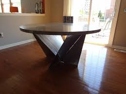 Handmade Dining Room Table Custom Dining Room Table Kitchen Table By Rock And A Hard Place