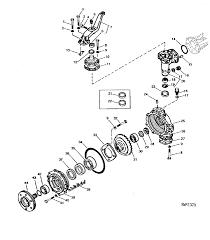 front axle seals u0026 bearings for john deere compact tractors