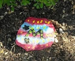 Garden Stone Craft - 89 best rock crafts images on pinterest painted stones rock