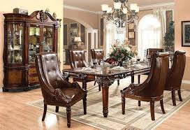 traditional dining room sets home decor traditional dining room sets vendome formal table set