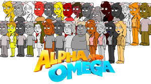 Alpha And Omega Hutch Alpha And Omega Character Group Shot By Rainbowdashfan2010 On