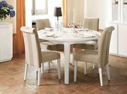 Small Round Dining Table Amusing Small Round Dining Tables And - White round dining room table sets