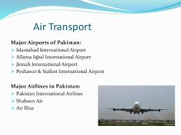 journalists jobs in pakistan airlines international transportation communication of pakistan ppt