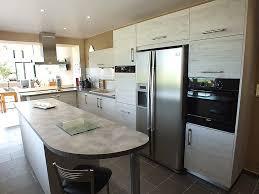 cuisine avec frigo americain décoration cuisine frigo noir 38 cuisine moderne avec frigo