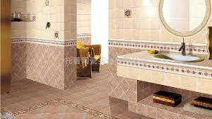 tile bathroom walls ideas 29 ideas to use all 4 bahtroom border tile types digsdigs beautiful