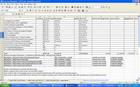 Trucking Expenses Spreadsheet by Profitability Buy A Truck Business