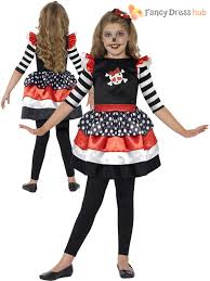 Halloween Costumes Girls 8 10 Dead Kids Halloween Mexican Zombie Fancy Dress
