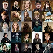 Harry Potter Movies by Top Harry Potter Characters
