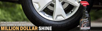 amazon com barrett jackson wheel cleaner chrome and aluminum