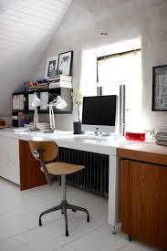 bureau sous pente bureau en sous pente