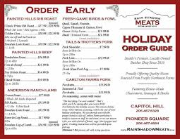 christmas dinner order online shadow meats on you ordered your christmas