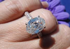 diamond jewelry rings images Celebrity inspired diamond rings 2 50 gia oval diamond ring jpg
