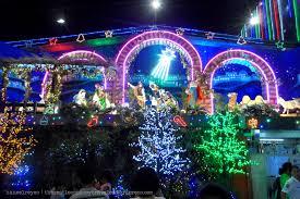 jeep christmas lights metro manila policarpio street mandaluyong city u0027s christmas
