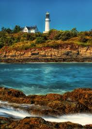 Cape Elizabeth Lights Photograph 5 Lighthouses In A Single Morning In Portland Maine
