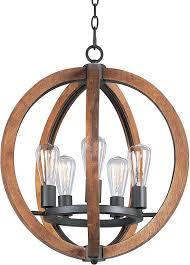 Maxim Chandeliers Maxim Lighting 20917apar A Bodega Bay Single Tier Chandelier 5