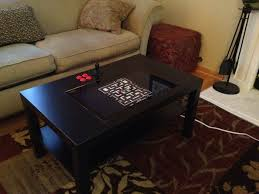 coffee table game console awesome arcade coffee table with retro gaming inspired modern