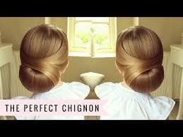 Chignon Maker Smooth Elegant Volumized Chignon Without Heat Long Medium Hair