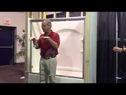 sterling shower doors by kohler youtube