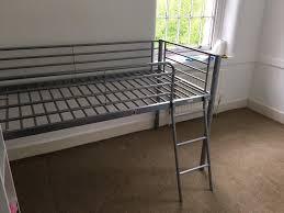 tesco mika midsleeper bed frame in maidstone kent gumtree