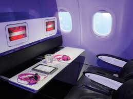 main cabin select deals premium economy virgin america