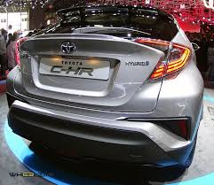 world auto toyota nice toyota 2017 awesome toyota 2017 تويوتا سي اتش أر 2017 من