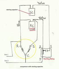 common a c compressor wiring diagram wiring diagrams