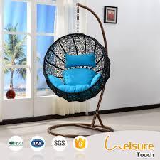 Blue Wicker Rocking Chair Hanging Garden Rocking Chair Hanging Garden Rocking Chair