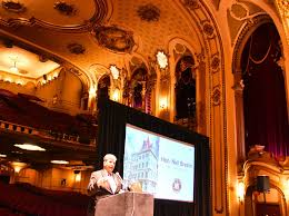 thanksgiving point theatre albany could get 750k over 30 years for palace theatre transfer