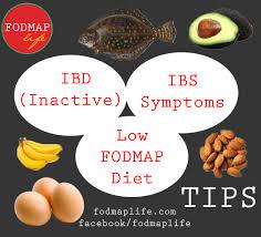 fodmap for inflammatory bowel disease fodmap life
