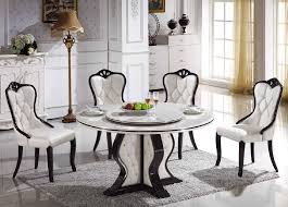 35 luxury marble dining room table set home design interior