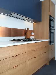 Handles For Cabinets For Kitchen Sq1 Kitchen Medullary Ray Oak Veneer Spray Lacquered Birch Ply