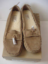 ugg s roni shoes black ugg australia moccasins 9 5 slippers for ebay