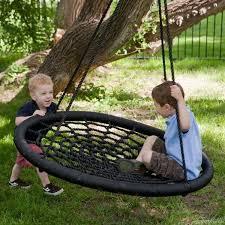 30 creative and fun backyard ideas diy tire swing tired and swings