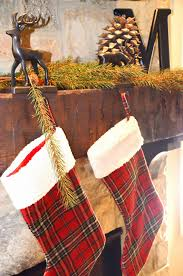decor make awesome fireplace with alluring fireplace stocking 12