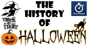 halloween history animated for kids youtube